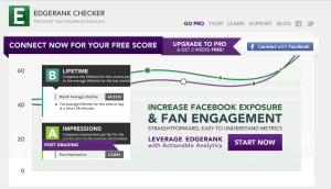 edgerankchecker 300x172 54 Free Social Media Monitoring Tools [Update2012]