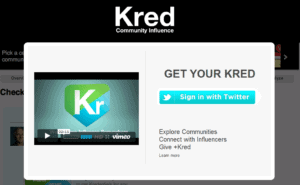 kred1 300x185 54 Free Social Media Monitoring Tools [Update2012]