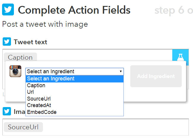 ifttt-instagram-tweet-ingredients