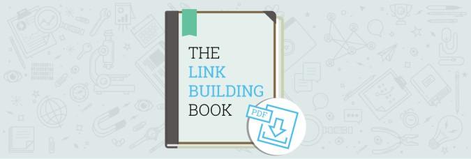 link building book