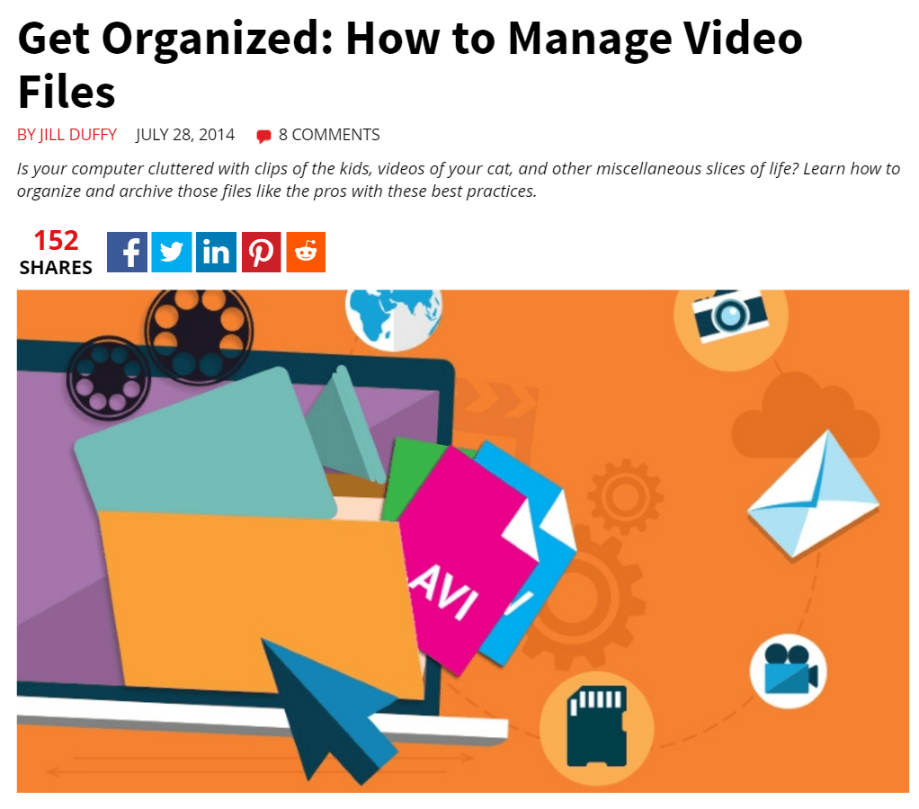 organise-video-archive