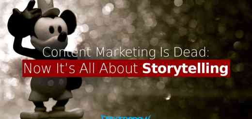 content marketing is dead