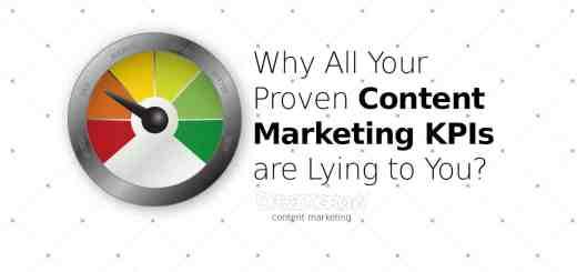content marketing kpis wrong