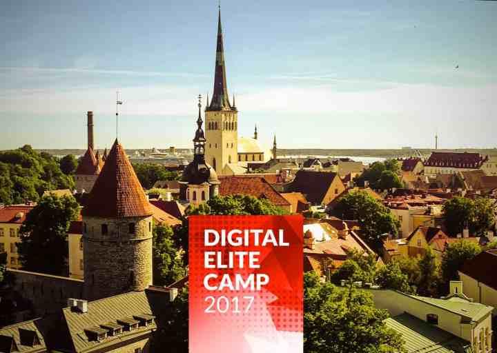 digital elite camp 2017 tallinn