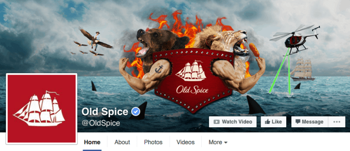 old-spice-facebook-design