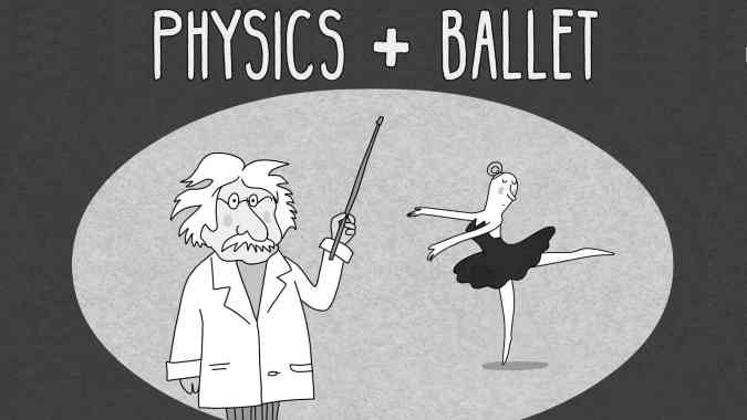 physics-and-ballet