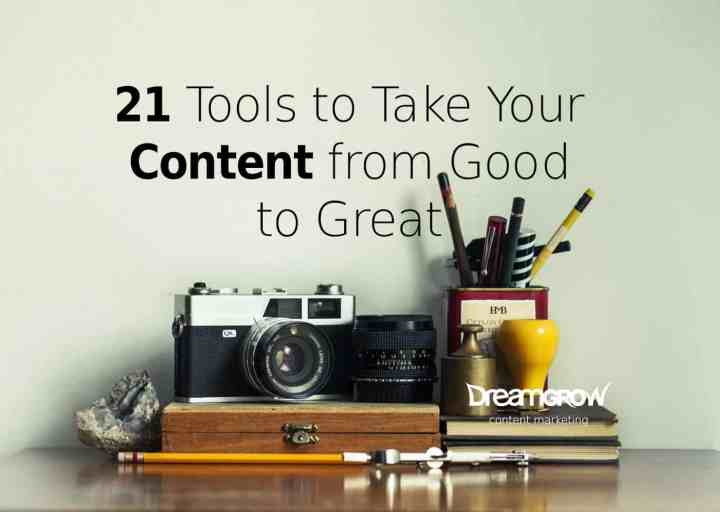 best content writing tools for marketing
