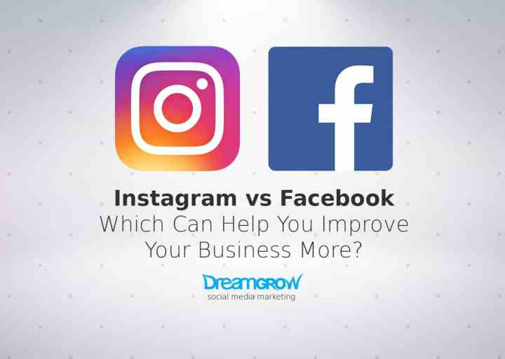 instagram vs facebook advertising