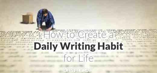 daily writing habit