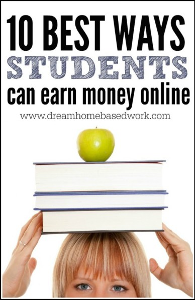 If you are a student and looking for genuine online jobs, here are 10 best ways college students can earn money online. All you'll need is a computer and reliable internet to land one of these work from home jobs.