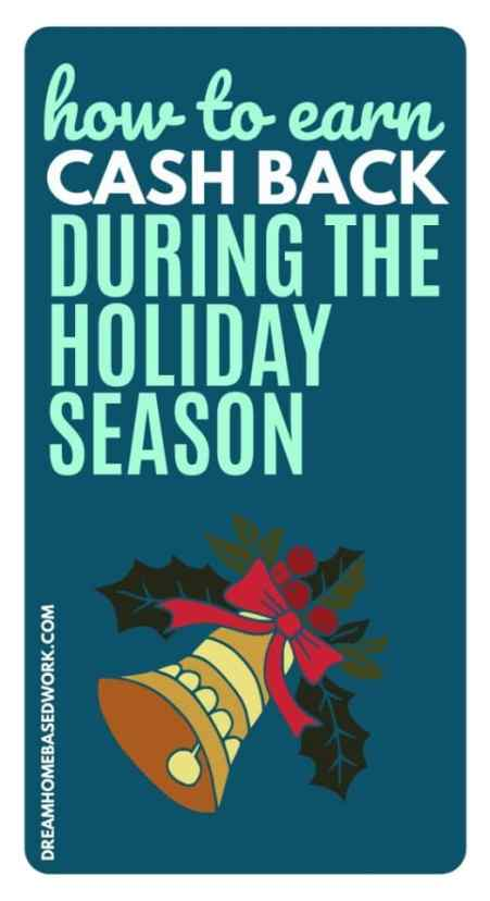 One of the best things you can do when out shopping is to save money. Learn 9 easy ways to earn cash back for holiday shopping this season.