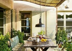 7 ideas perfectas para techar un patio 11