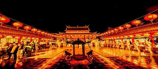 Il festival delle lanterne di Nagasaki