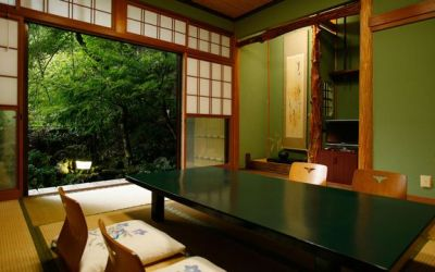 Che cos'è un ryokan?