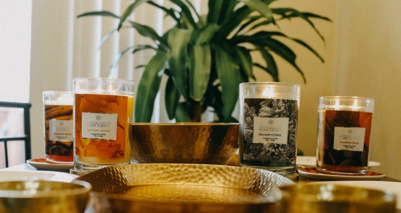Chesapeake Bay Home collection Candles