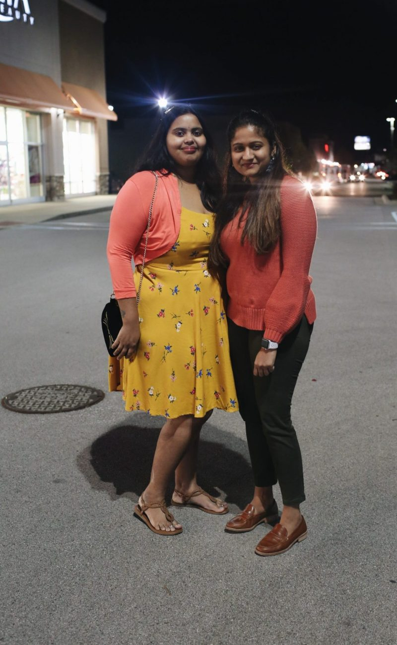 Lifestyle Blogger Surekha of Dreaming Loud sharing Friendsgiving traditions 2017