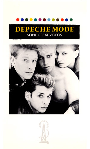 Depeche Mode Some Great Videos