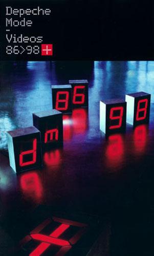 Depeche Mode The Videos 86 98