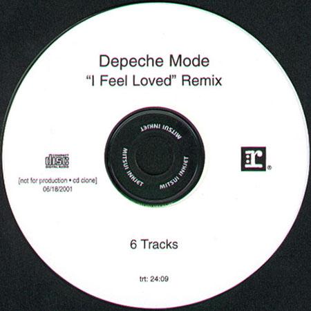 Depeche Mode I Feel Loved
