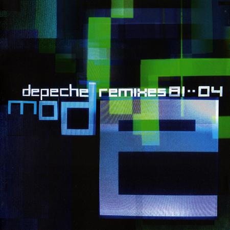 Depeche Mode Remixes 81 04