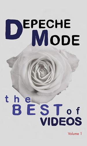 Depeche Mode The Best Of Videos Volume 1