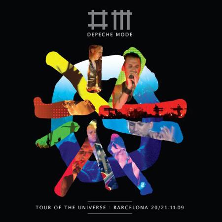 Depeche Mode Tour Of The Universe Barcelona