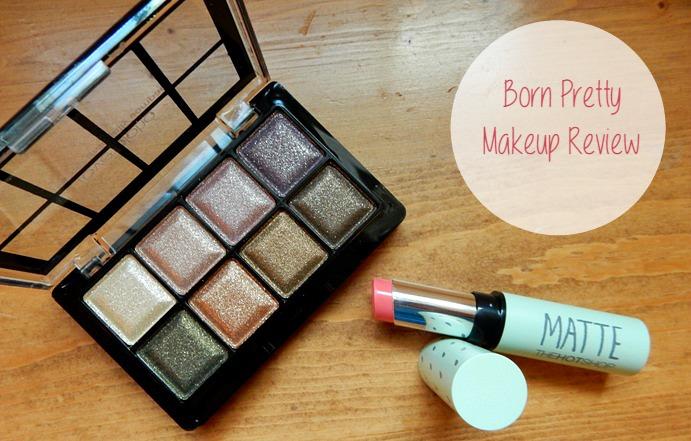 Born Pretty Makeup Review