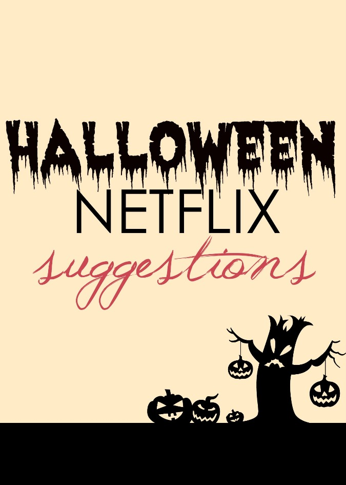 10 Halloween Netflix Recommendations