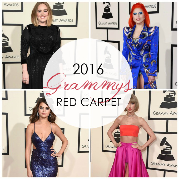 2016 Grammy Awards Red Carpet