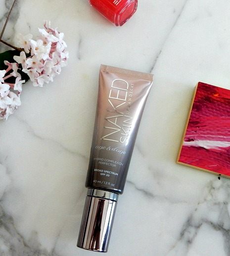 URBAN DECAY: Naked Skin 'One and Done' Complexion Perfector Review - www.dreaminlace.com