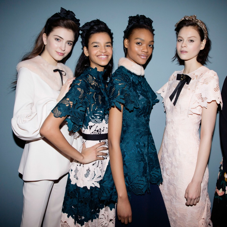 Lela Rose Fall 2017 Runway Luncheon