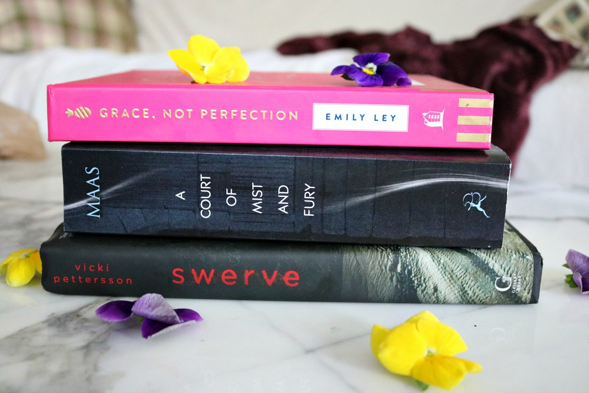 My Reading List : Swerve, Court of Mist and Fury, Grace Not Perfection
