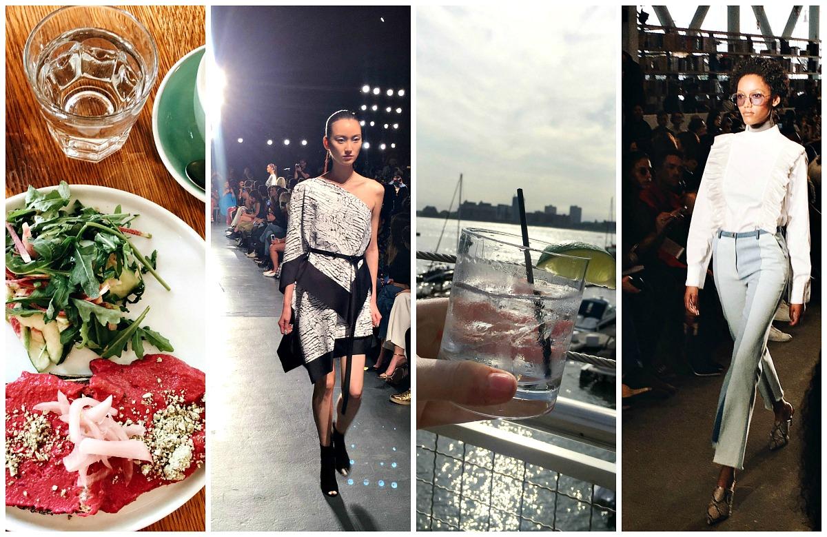 New York Fashion Week Diary #NYFW