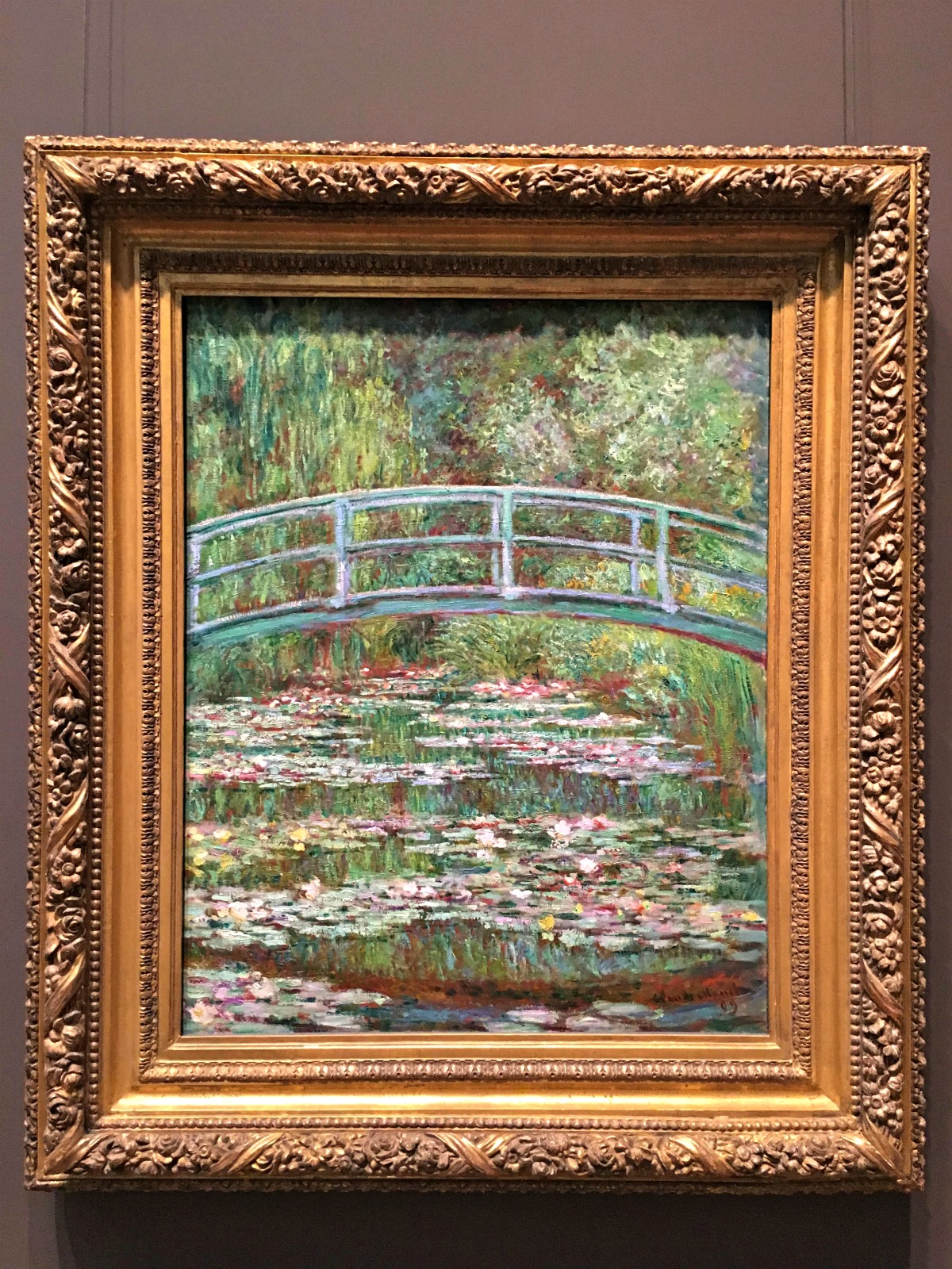 February Wrap-Up I Monet at The Met in New York City