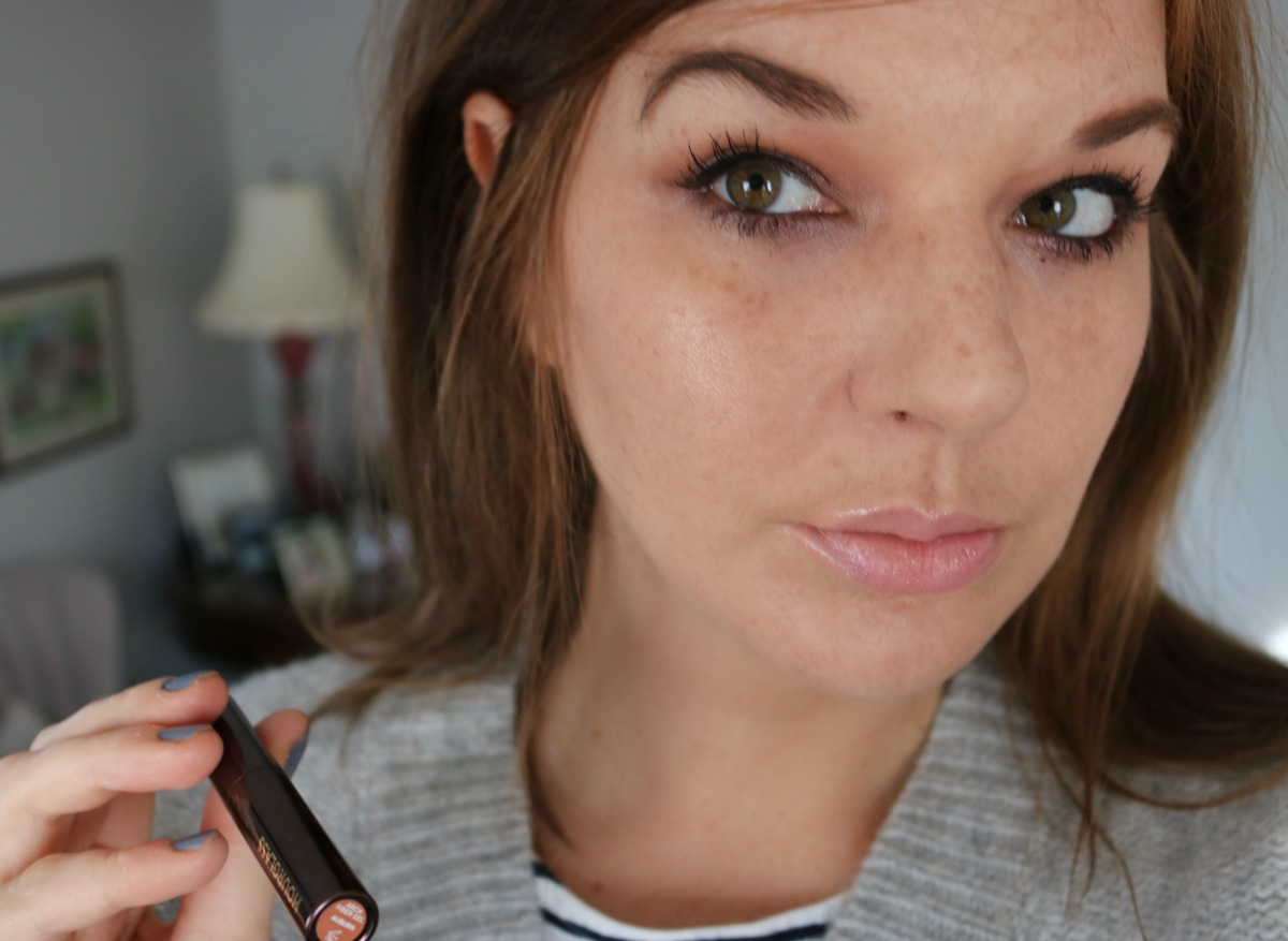 Hourglass Arch Brow Gel Review I Voluminizing Fiber Eyebrow Gel #CrueltyFree #Eyebrows