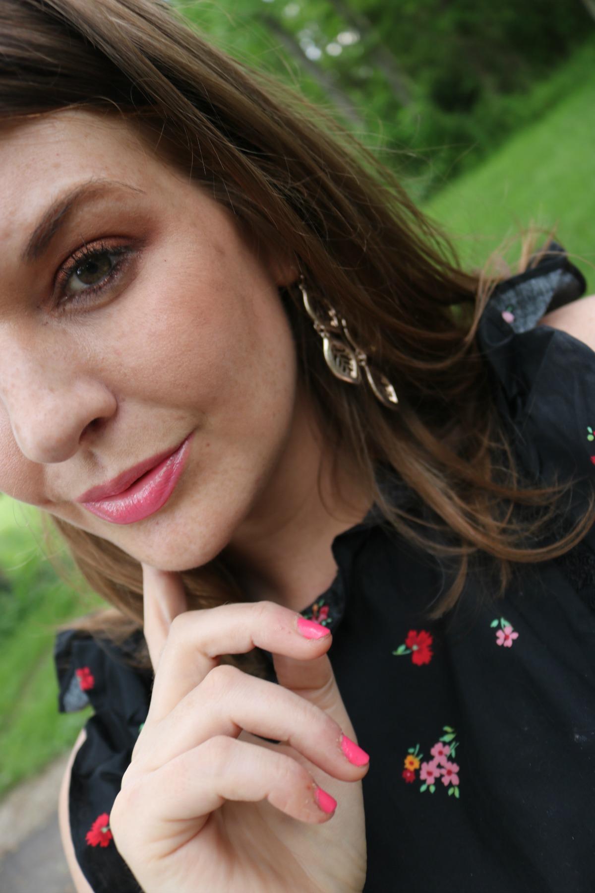 Long-Lasting Summer Makeup Look I DreaminLace.com #SummerMakeup #MakeupTutorial