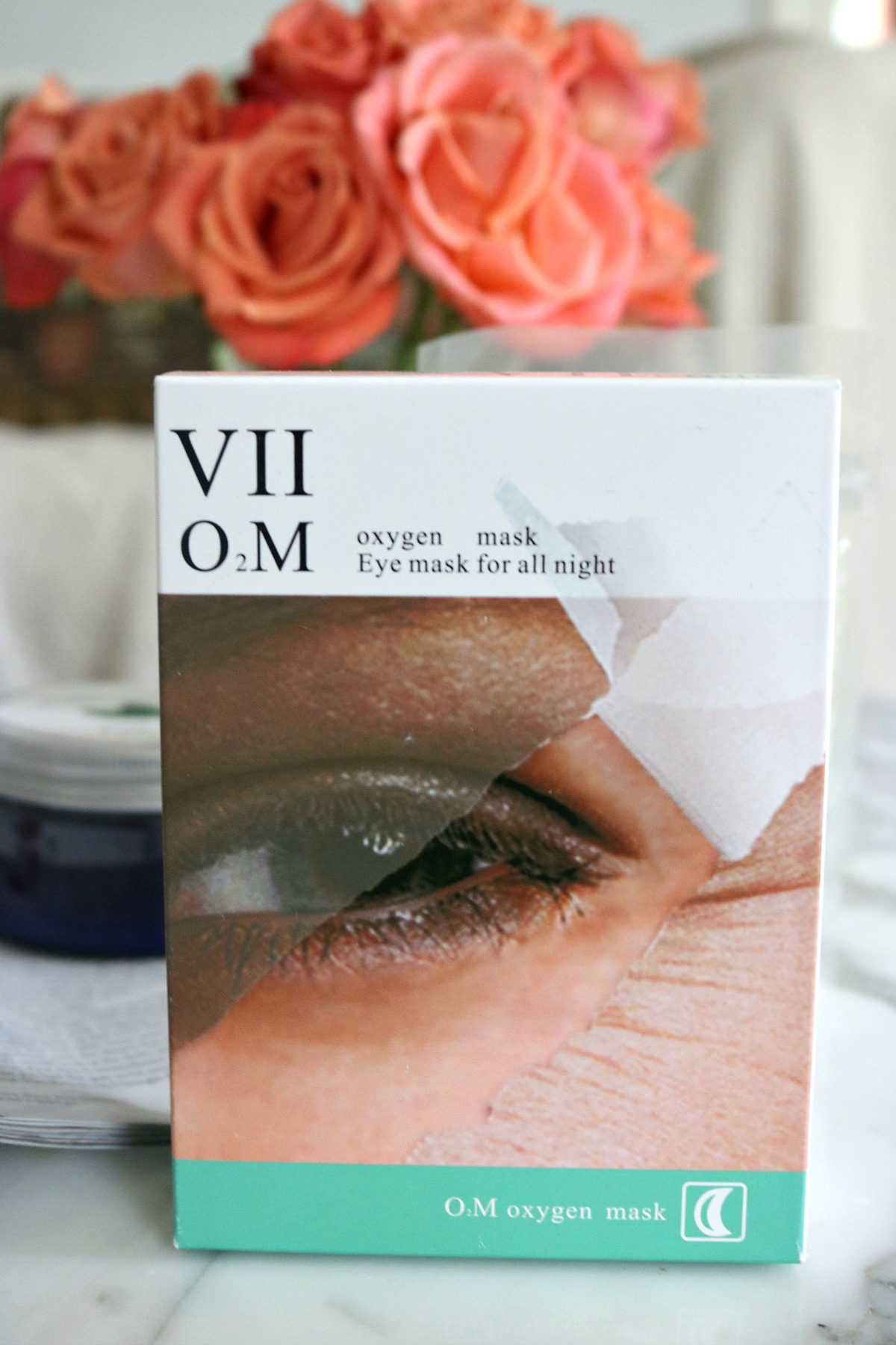 VIIcode Eye Masks help you beautify your eyes overnight. #Skincare #VIIcode