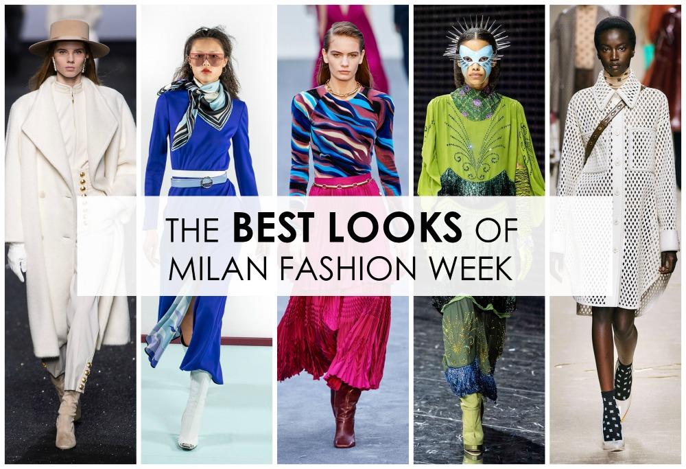 Best Milan Fashion Week Looks Off the Fall 2019 Runways #Fashionista #Runway #FashionWeek