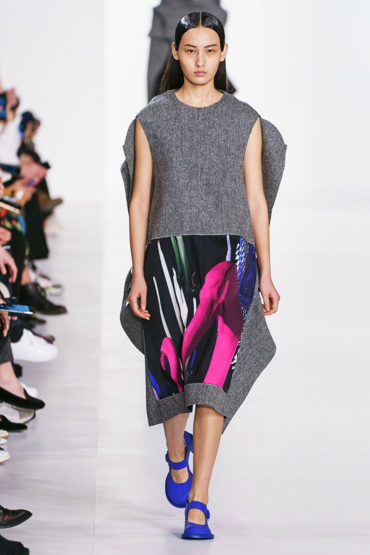 Best Paris Fashion Week Looks - Maison Margiela Fall 2019 Runway Collection #PFW #FashionWeek