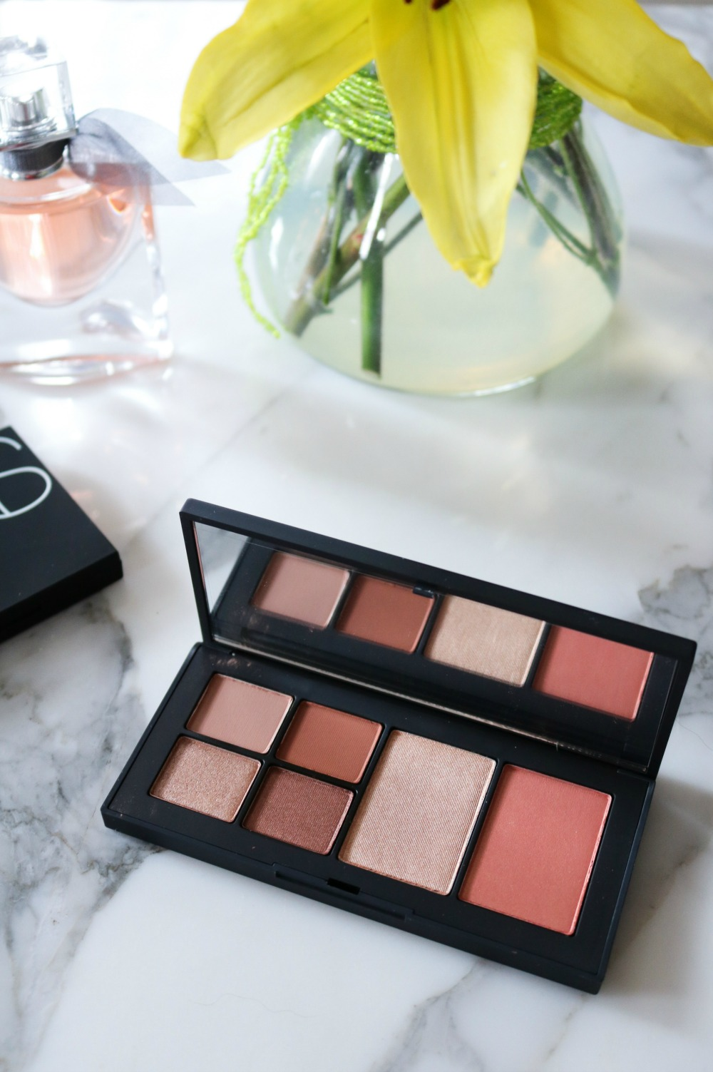 "NARS Fever Dream Palette in ""Wild Thing"" Review I Dreaminlace.com #makeup #springmakeup"