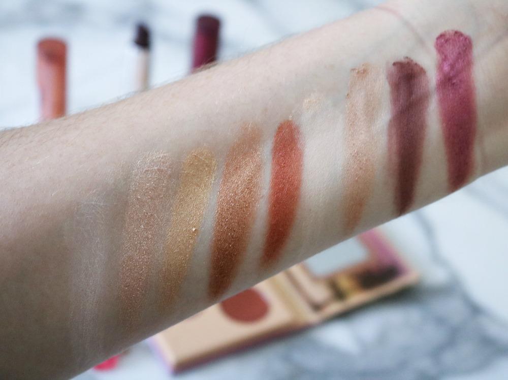 Essence Ola Rio Eyeshadow Palette Review I DreaminLace.com #DrugstoreMakeup #BeautyBlogger