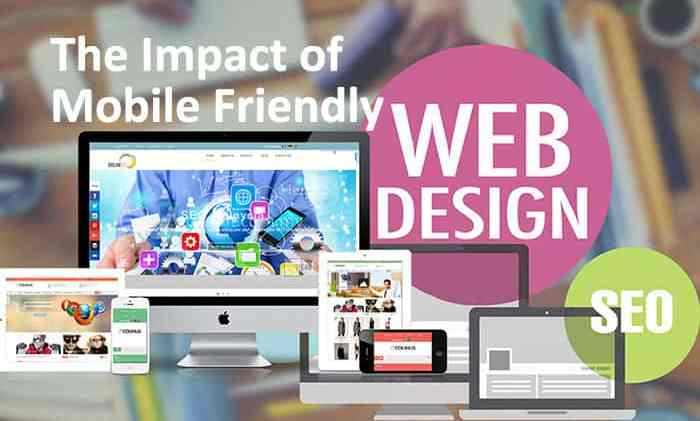 Impact of Mobile friendly website to SEO