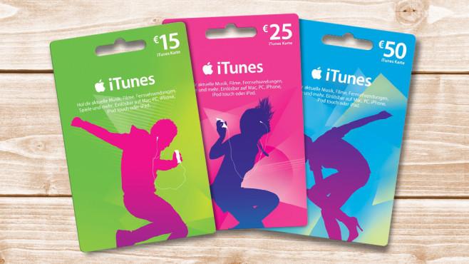 CHF 50.- iTunes Karte erhalten beim Kauf eines iPad