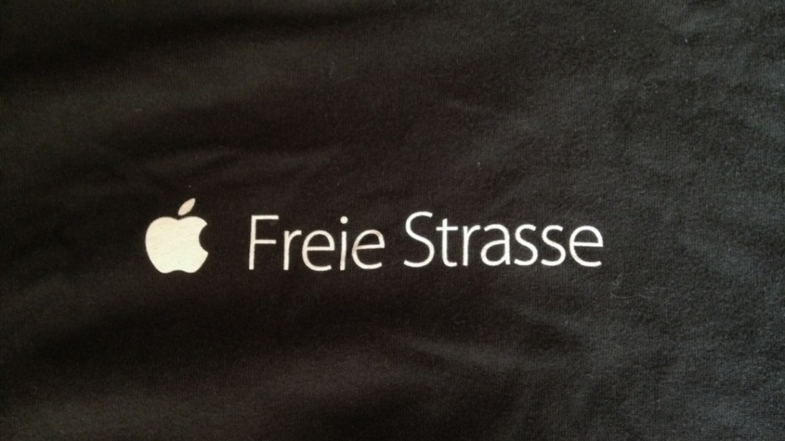 Apple Store Basel – Grand opening