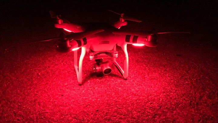 DJI Phantom | Nightsession