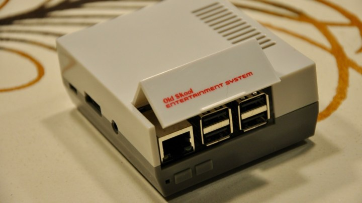 Raspberry Pi 3 feat. Recalbox