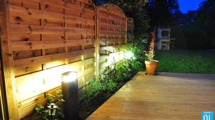 Projekt Sitzplatz: Die Beleuchtung