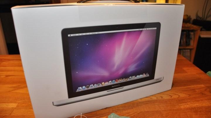 Neues MacBook Pro (2011)