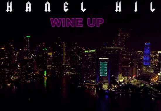 shanel wine up