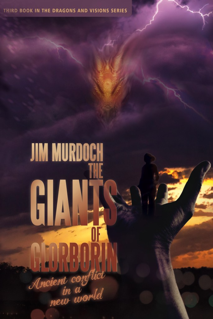 Book Cover: The Giants of Glorborin